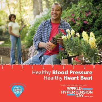 Healthy Blood Pressure Healthy Heart Beat
