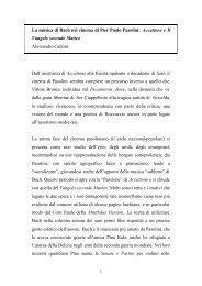 Alessandro Cadoni, La musica di Bach nel cinema - Sonus