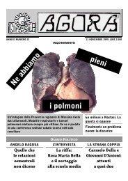 Ne abbiamo pieni i polmoni - Breve storia di un