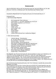 Sitzung vom 24.05.2012 - Amt Büsum