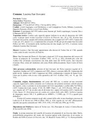Comune: Luserna San Giovanni - Regione Piemonte