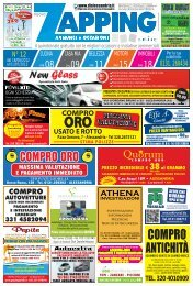 Zapping 12 – 2012 - diAlessandria.it