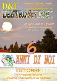 D&F n°66 - Dentroefuori.net