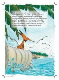 Dall'alto del suo scoglio preferito, Lila la volpe ... - EU Bookshop