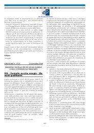 IVA - Contratto servizio energia - Ele- menti qualificativi. - Astrim