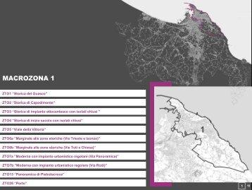 MACROZONA 1 - Comune di Ancona