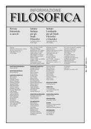 Anno Numero 1994 22-23 - Studi Filosofici