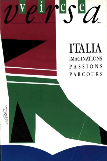 N. 16 Italia : Imaginations Passions Parcours - ViceVersaMag