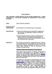 REGOLAMENTO DEL CONCORSO A PREMI INDETTO ... - TNT click