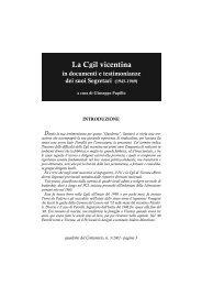 Introduzione - Centro Studi Ettore Luccini