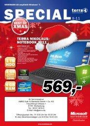 4 GB RAM 1 TB HDD - AMRO Soft