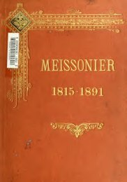 Gian-Luigi-Ernesto Meissonier; ricordi e colloqui preceduti da uno ...