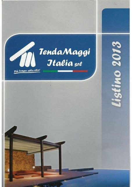 Maggi Tende da sole 2013