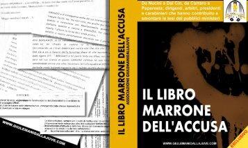 """243 de """"Il libro marrone dell'accusa"""" - Giulemanidallajuve"""
