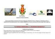 Le energie rinnovabili e il risparmio energetico - Comune di Messina