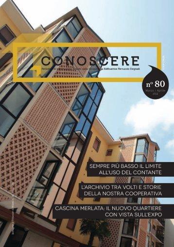 scarica il numero di marzo 2012 - Cooperativa Degradi