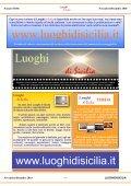 N. 85 / 86 - Nov. / Dic. 2010 PDF - Luoghi di Sicilia - Page 4