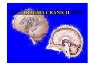 TRAUMA CRANICO - Medicina e Chirurgia