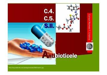 Antibioticele C.4. C.5. /S.II. - Veterinary Pharmacon