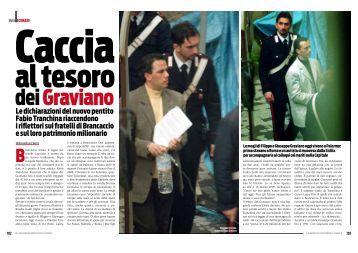 DA S: L'articolo di 5 mesi fa sul tesoro dei Graviano - Live Sicilia