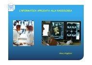 Informatica in Radiologia - Azienda ospedaliera S.Camillo-Forlanini