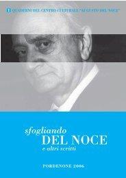 Download - Centro Culturale Augusto Del Noce