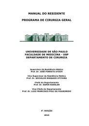 manual do residente programa de cirurgia geral - Pós-Graduação ...