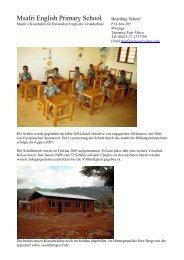 0810 Msafiri Primary School