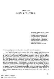 Rubén il pellegrino - Centro Virtual Cervantes