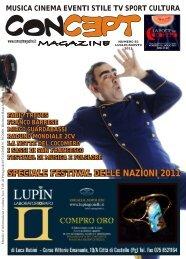 LUGLIO 2011 - Concept Magazine