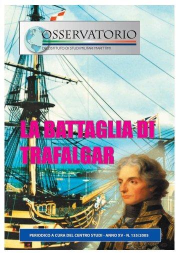 la battaglia di trafalgar - Marina Militare