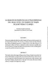 La imagen de París en las letras hispanas del siglo XVIII - Acceda ...