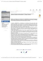 Press release - Create-Net