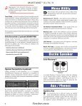 mustang™ iii/iv/v - Fender - Page 6