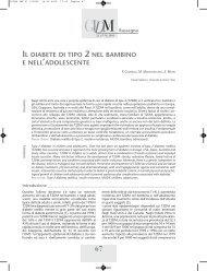il diabete di tipo 2 nel bambino e nell'adolescente - Giornale Italiano ...