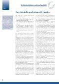 il chimico italiano - Consiglio Nazionale dei Chimici - Page 6