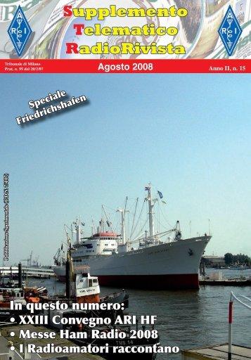 N.15 - Agosto 2008 - IW2LLX