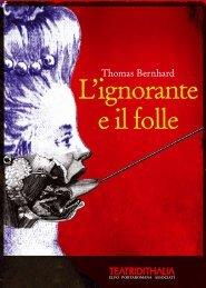 programma di sala (2.9MB pdf) - Teatro dell'Elfo