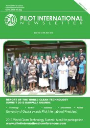 to download your free copy - World Clean Technology Summit
