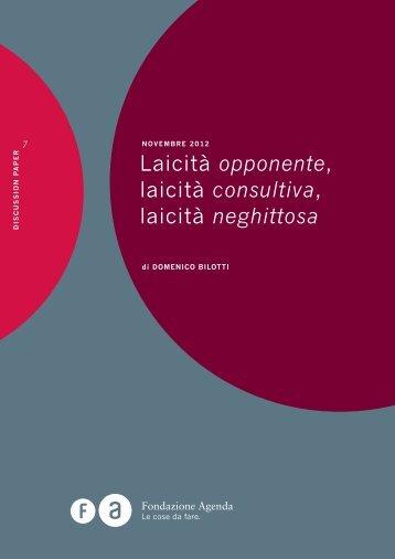 Download PDF - Fondazione Agenda
