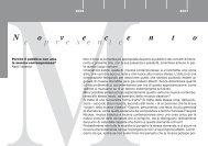 La stagione 06-07 - Conservatorio della Svizzera Italiana