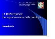 scarica l'intervento del professor Bernardo ... - Sardegna Salute