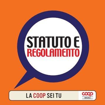 statuto e - Coop Adriatica