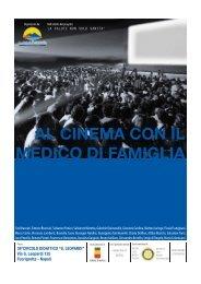 al cinema con il medico di famiglia - associazione culturale