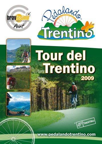 Le piste ciclabili del Trentino - Crazy Bike