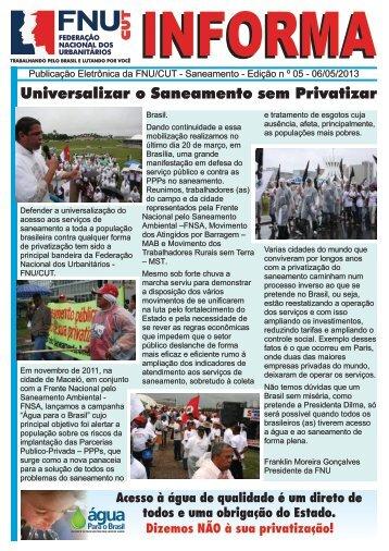 Informativo-Eletronico-FNU-n-5-saneamento-06-maio-2013-1