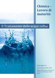Nadja Niggeler - Il Trattamento delle acque reflue - stsbc