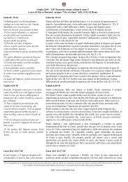 XIV Domenica tempo ordinario anno C - Acli Milano