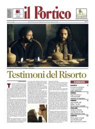 Il Portico del 31/03/2013 - Chiesa di Cagliari