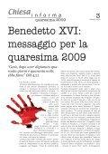 ³Ges , dopo aver digiunato qua - Arcidiocesi di Benevento - Page 3